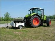 Tractor power measurement