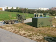 Workshop container military