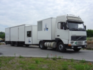 Mobile Test Station for Heavy vehicles