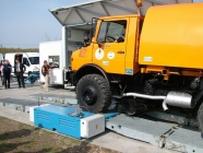 Mobile Test Station for Heavy vehicle (2)