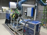 Engine Test Cell Installation-IBIDEN Hungary