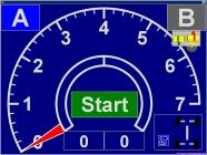 Energoline test lane software