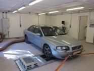 Power measurement for passanger car category