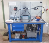 Hydraulic system for educational purposes